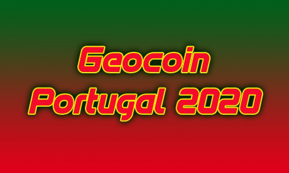Geocoin Portugal 2020