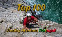 Top 100 Caches Aventura Portugal